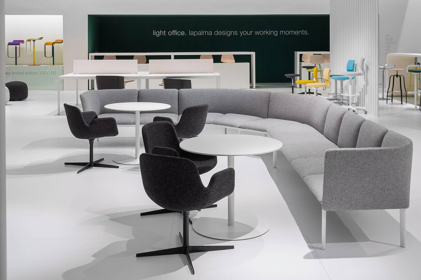 Exhibition Stand Rota : Francesco rota exhibition designed for lapalma salone