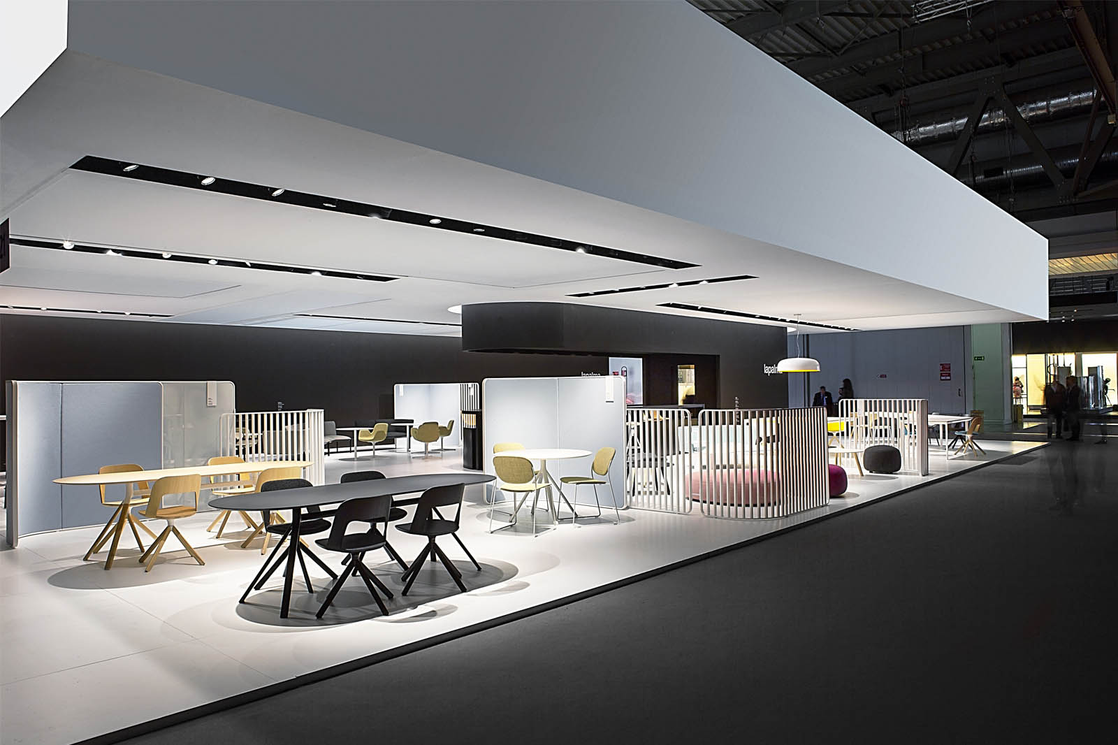 Exhibition Stand Rota : Francesco rota lapalma exhibition